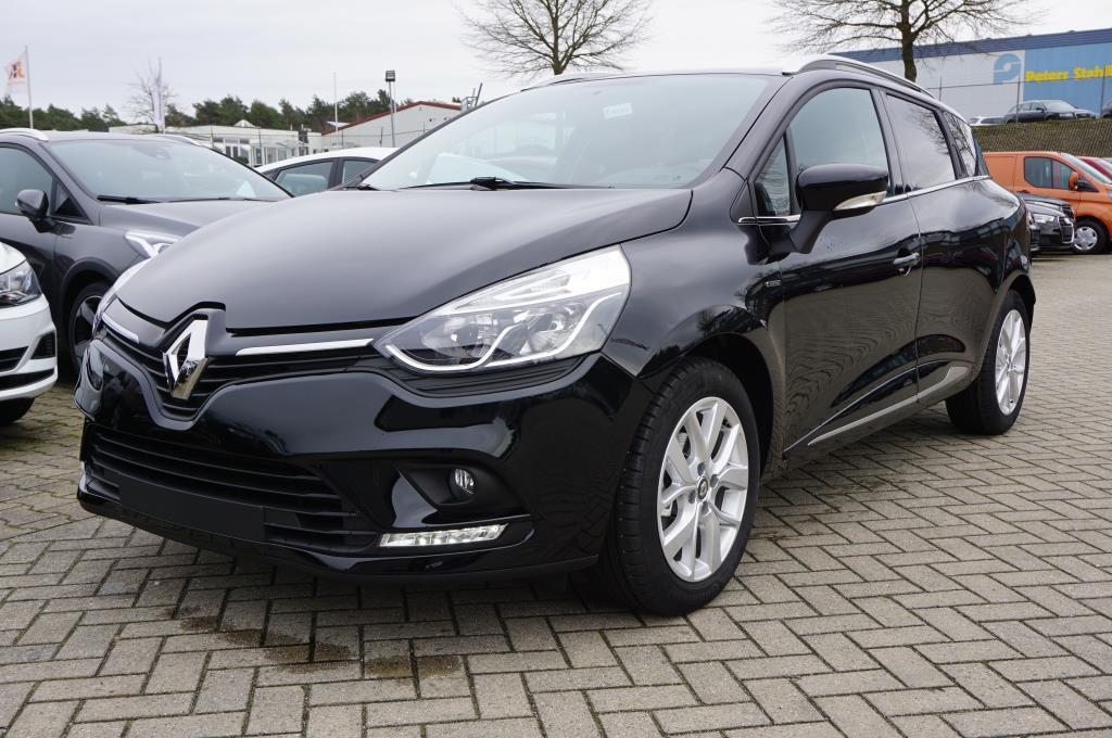 RENAULT CLIO Grandtour 0.9 TCE 90PS Limited Klima Navi PDC DAB+ Temp. abg.Sch Autosoft BV, Enschede