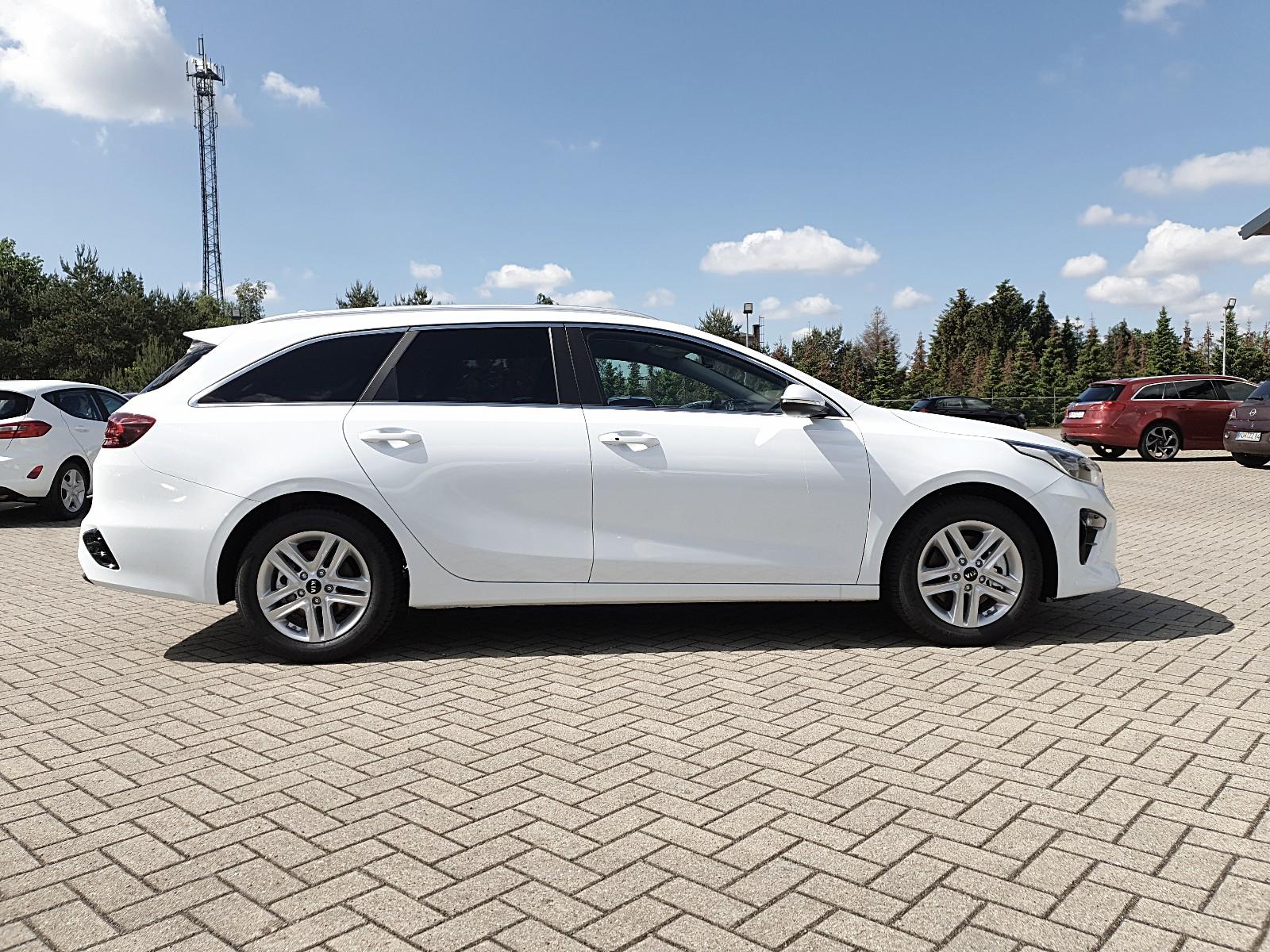 KIA CEED Cee'd Sportswagen 1.4 T-GDi  140PS Spirit Neues Modell Klimaauto Viscaal Fahrzeuggrosshandel GmbH, D-49847 Itterbeck