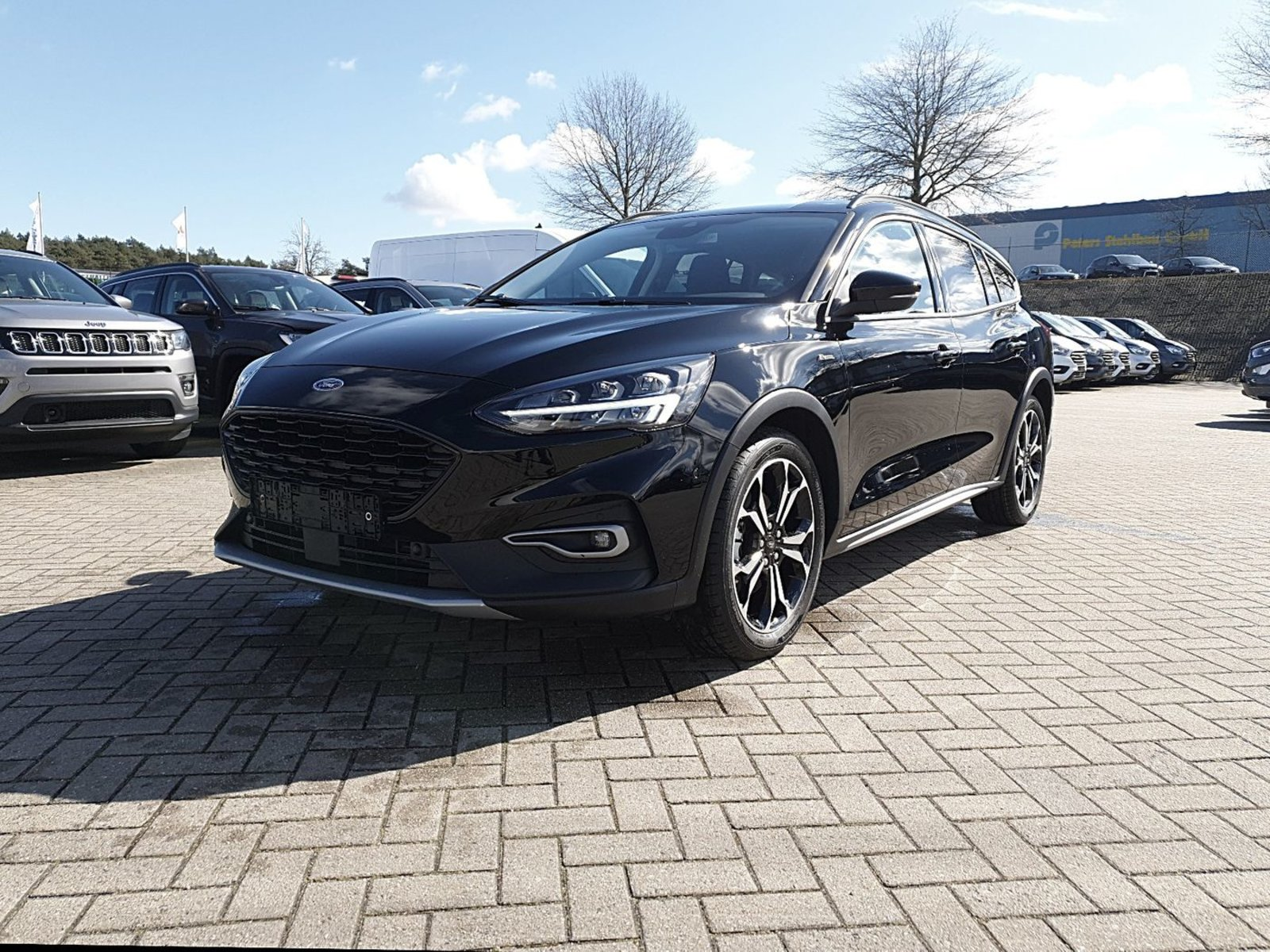 FORD FOCUS Turnier Active 1.0 EcoBoost 125PS Voll-LED Klimaautomatik 18-LM Autosoft BV, Enschede