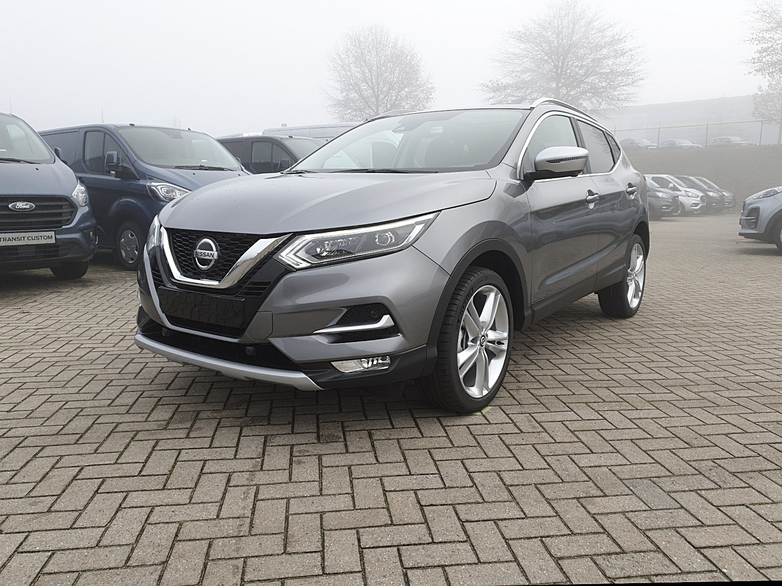 NISSAN QASHQAI 1.3 DIG-T 140PS Tekna Voll-LED 19''LM AroundViewMonitor Navi Gla Autosoft BV, Enschede