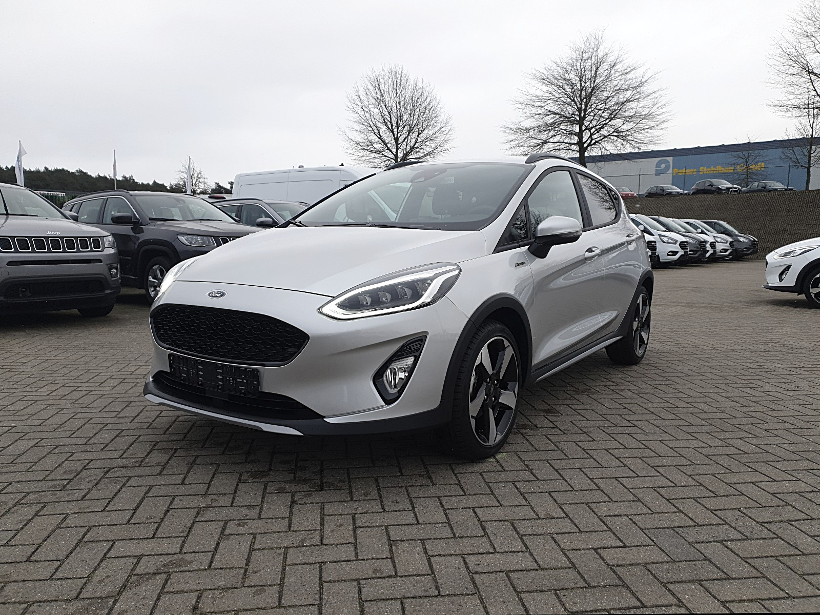 FORD FIESTA Active 1.0 EcoBoost 100PS Sitzheizung Lenkradheizung Voll-LED Kl Autosoft BV, Enschede