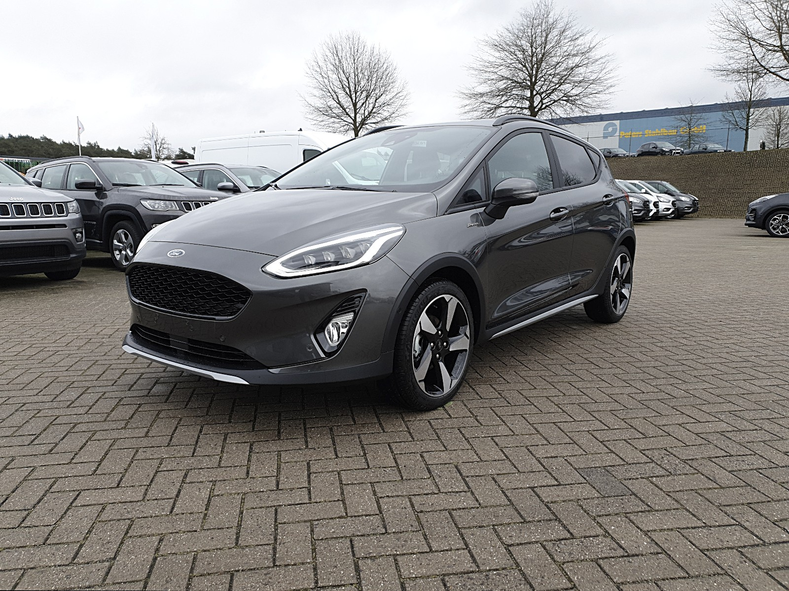 FORD FIESTA Active 1.0 EcoBoost 95PS Klimaautomatik Voll-LED Sitzheizung Len Autosoft BV, Enschede