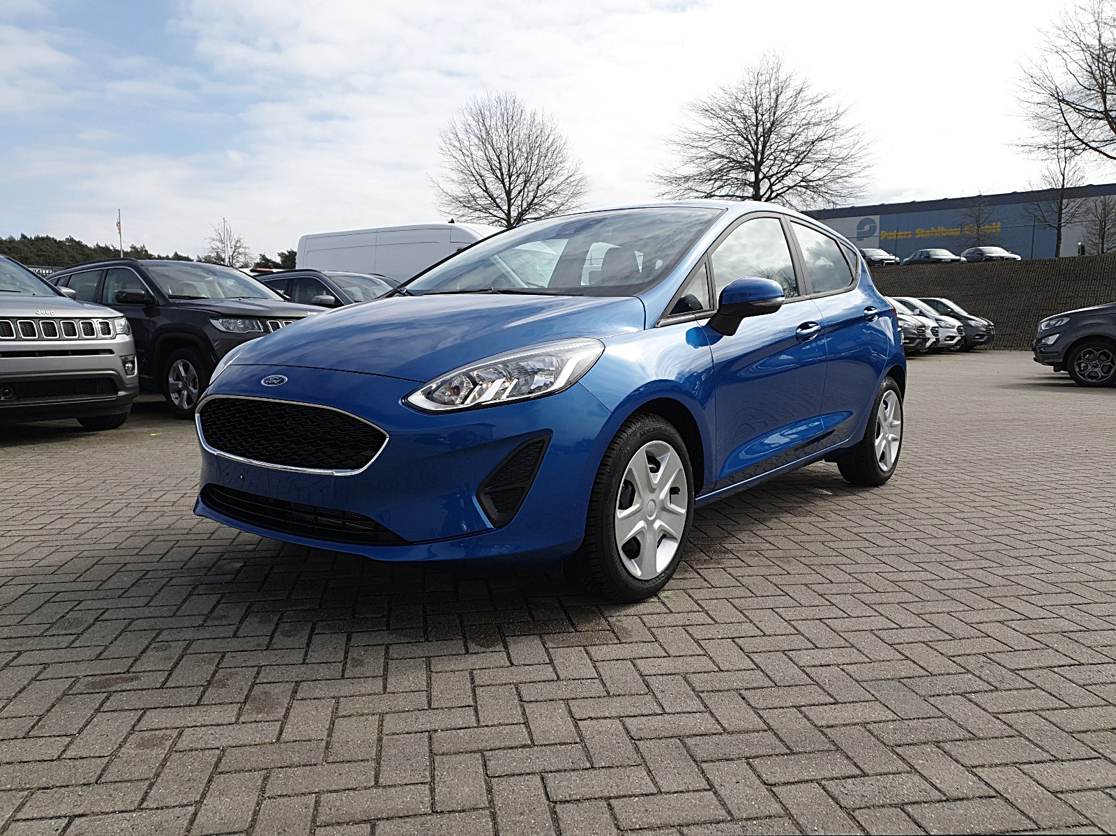 FORD FIESTA 1.1 85PS Trend 5-Türig Klima Navi Bluetooth PDC DAB+ Touch-Bilds Autosoft BV, Enschede