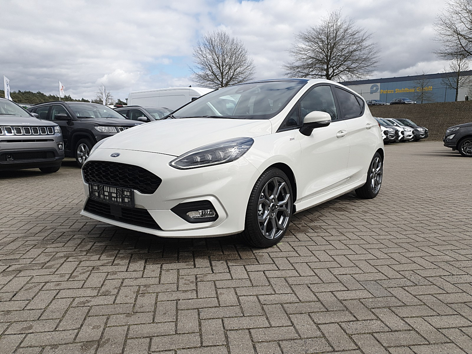 FORD FIESTA 1.0 95PS EcoBoost ST-Line 5-türig Voll-LED elekt. PanoramaSchieb Autosoft BV, Enschede
