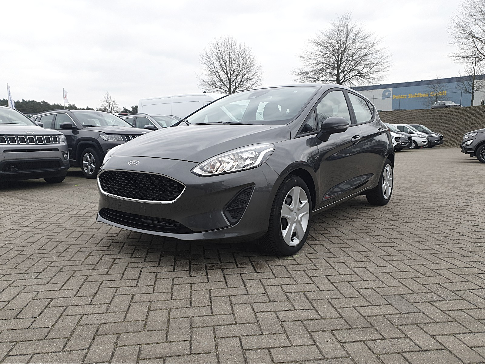 FORD FIESTA 1.1 70PS Trend 5-Türig Klima Navi Bluetooth PDC DAB+ Touch-Bilds Autosoft BV, Enschede