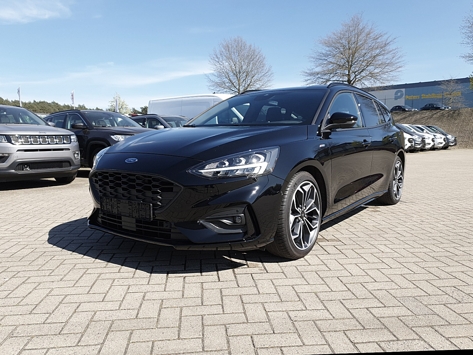 FORD FOCUS Turnier 1.0 EcoBoost 125PS ST-Line Klima Voll-LED Sitzheizung Le Autosoft BV, Enschede