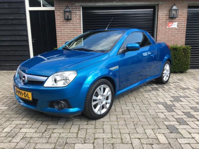 OPEL TIGRA 1.8 125 pk Edition *nieuwstaat* Carcenter Veldhoven, 5502 JB Veldhoven