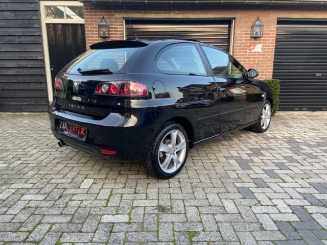 SEAT IBIZA Sport -1e eigenaar-lage kmst-schuifdak Carcenter Veldhoven, 5502 JB Veldhoven