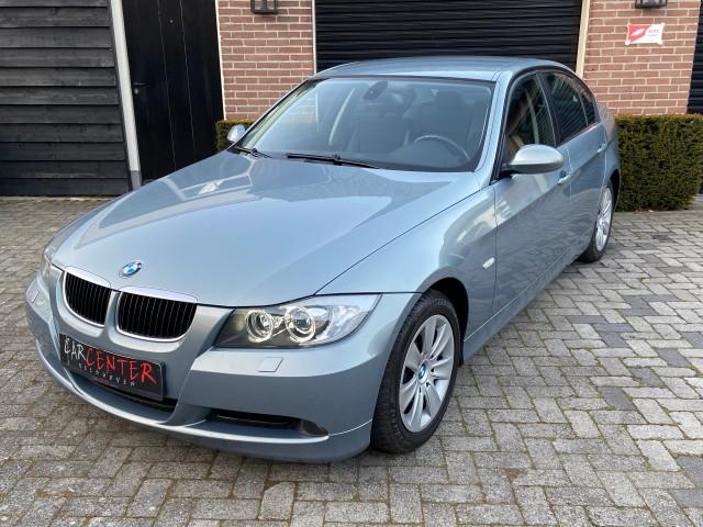 BMW 3-SERIE Executive - Xenon - half Leder - lage kmst. Carcenter Veldhoven, Veldhoven