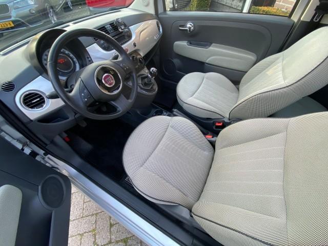 FIAT 500 Lounge Panarama schuifdak Carcenter Veldhoven, 5502 JB Veldhoven