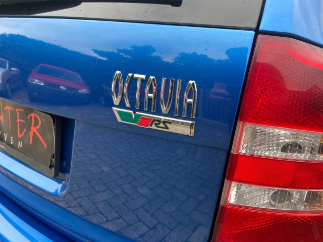 SKODA OCTAVIA RS 200PK * NAVI * XENON * 98000 KM!! * Carcenter Veldhoven, 5502 JB Veldhoven