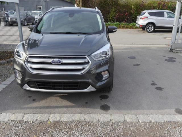 FORD KUGA 1.5 EcoBoost TITANIUM * NAVI XENON PDC R... Autosoft BV, Enschede
