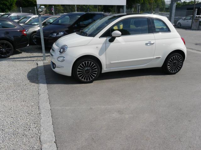 FIAT 500 1.2 8V LOUNGE * NAVI PARKTRONIC GLASDACH ... Autosoft BV, Enschede