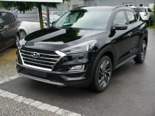 HYUNDAI TUCSON 1.6 T-GDI 4WD EXCELLENCE * DCT PANORAM... Autosoft BV, Enschede