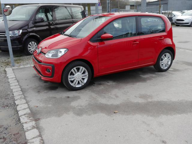VOLKSWAGEN UP up! 1.0 HIGH * SOFORT WINTER PACK PARKTRONIC ... Autosoft BV, Enschede