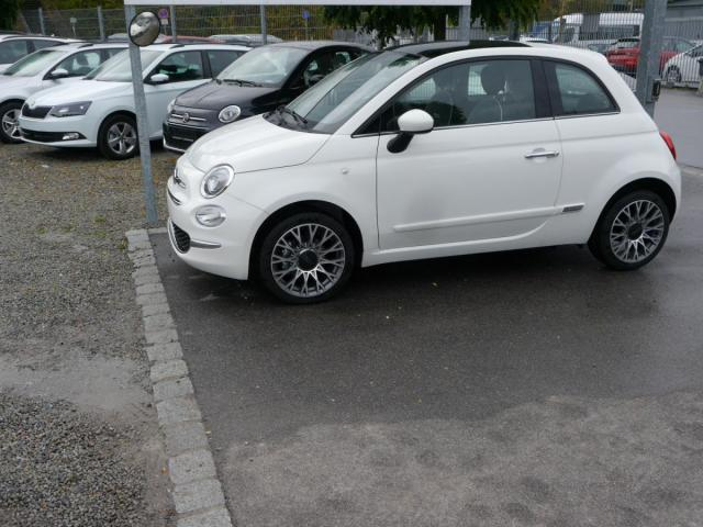FIAT 500 1.2 8V LOUNGE PLUS * START&STOPP PDC GLAS... Autosoft BV, Enschede