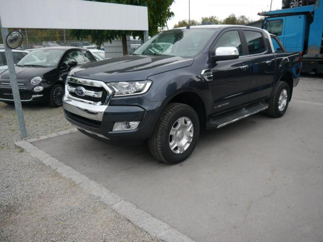 FORD RANGER 3.2 TDCi DPF LIMITED 4x4 DOPPELKABINE ... Autosoft BV, Enschede