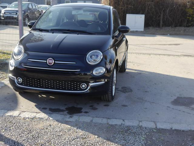 FIAT 500 1.2 8V LOUNGE * START&STOPP PDC GLASDACH ... Autosoft BV, Enschede
