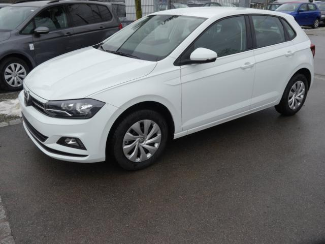 VOLKSWAGEN POLO 1.0 TSI COMFORTLINE * CONNECTIVITY-PAKET... Autosoft BV, Enschede