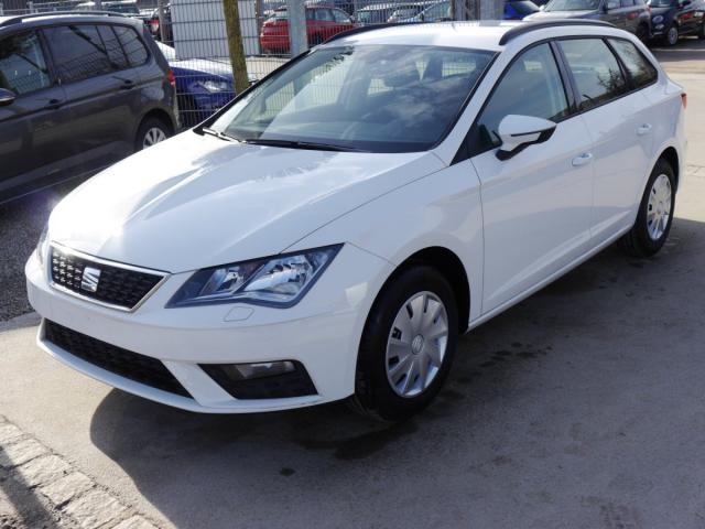 SEAT LEON ST 1.0 TSI REFERENCE * WINTERPAKET PDC S... Autosoft BV, Enschede