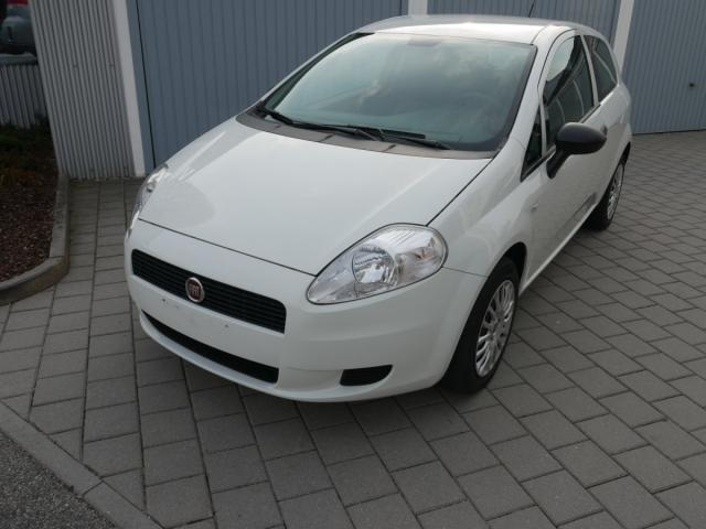 Fiat Punto 1 2 8v Klima Cd Bordcomputer 51 Kw 6 Autosoft