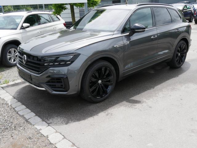 VOLKSWAGEN TOUAREG 3.0 V6 TDI SCR 4M * R-LINE LEDER INNO... Autosoft BV, Enschede