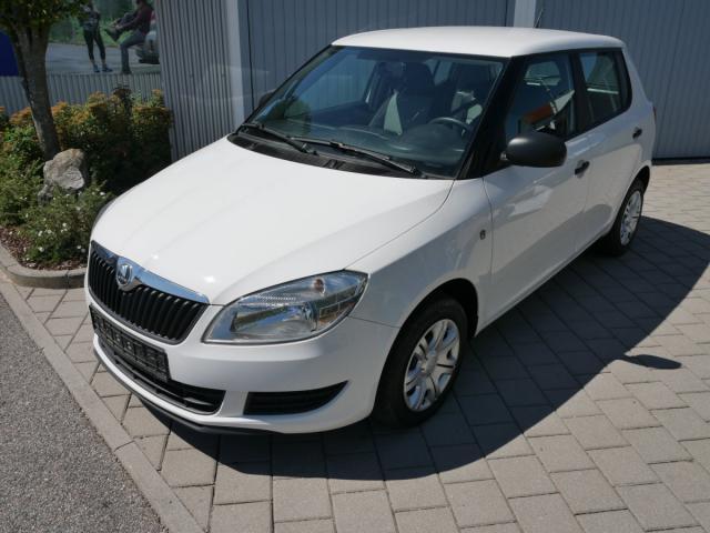 SKODA FABIA 1.6 TDI DPF ACTIVE * KLIMA CD 55 kW (75... Autosoft BV, Enschede