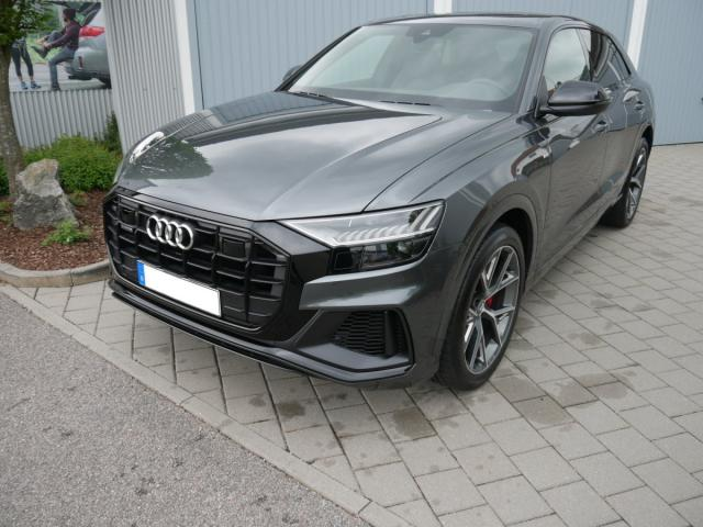 AUDI Q8 50 TDI DPF QUATTRO * S-LINE HD MATRIX LED ... Autosoft BV, Enschede
