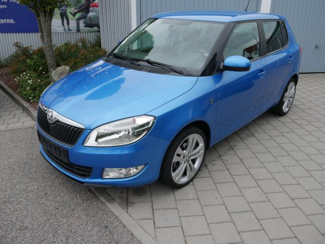 SKODA FABIA 1.2 TSI ACTIVE * KLIMA CD NEBELSCHEINWE... Auto Seubert GmbH, 94315 Straubing