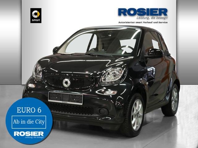 SMART FORTWO coupe passion 52kw Cool&Media Navi Blueto Autosoft BV, Enschede