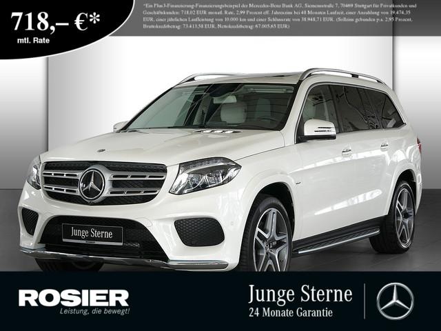 MERCEDES-BENZ GLS-KLASSE GLS 500 AMG Line Grand Edition LED SITZBELÜFTUNG Autosoft BV, Enschede