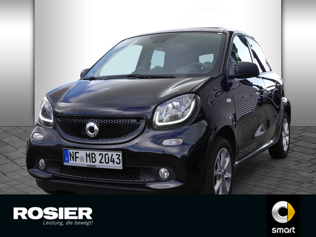 SMART FORFOUR 66kW twinamic Cool&Audio Schiebedach DAB Autosoft BV, Enschede