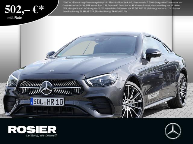 MERCEDES-BENZ E-KLASSE E 450 Coupe AMG Line 4M NAVI LED ACC 2,99% EFF* Autosoft BV, Enschede