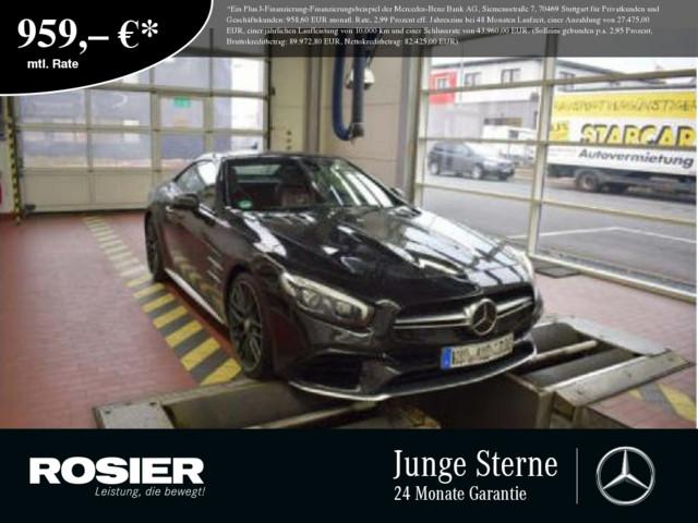 MERCEDES-BENZ SL-KLASSE SL 63 AMG Distr Drivers Keramik ILS H/K Airscarf Autosoft BV, Enschede