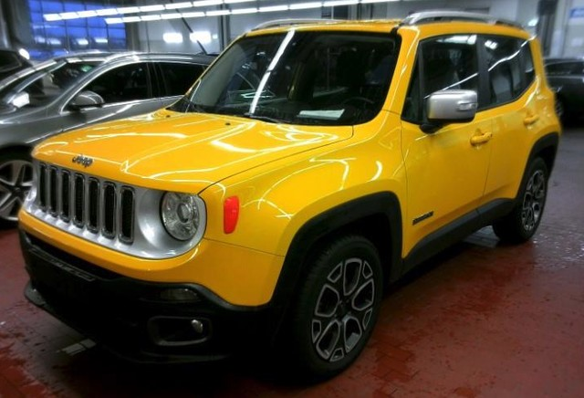 JEEP RENEGADE LIMITED 1.6L MULTIJET 2WD 6MT 88KW (120PS) NAVI Autosoft BV, Enschede