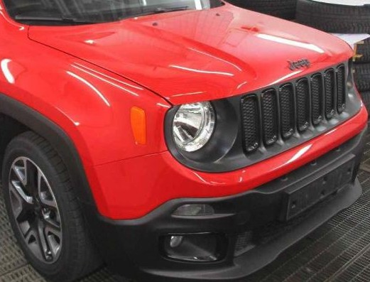 JEEP RENEGADE MY17 NIGHT EAGLE II 1.6L MULTIJET 88KW (120PS) 4X2 Autosoft BV, Enschede