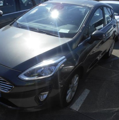 FORD FIESTA 1.0 100PS ECOBOOST TITANIUM 5T Autosoft BV, Enschede