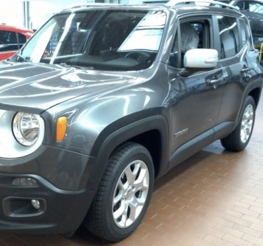 JEEP RENEGADE MY17 LIMITED 1.6L MULTIJET 88KW (120PS) 4X2 MT6 Autosoft BV, Enschede
