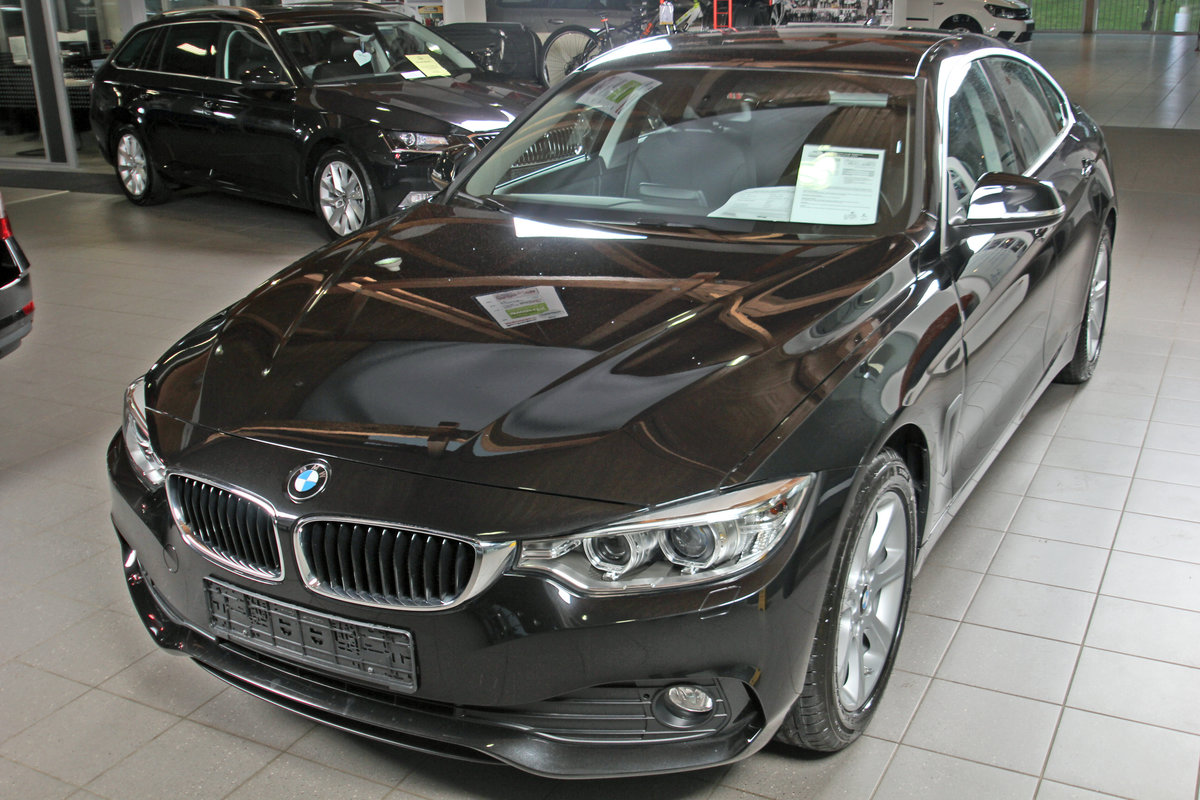 BMW 4-SERIE 420dA Gran Coupe Steptronic, Xenon, Navi, Tempomat, sofort Autosoft BV, Enschede