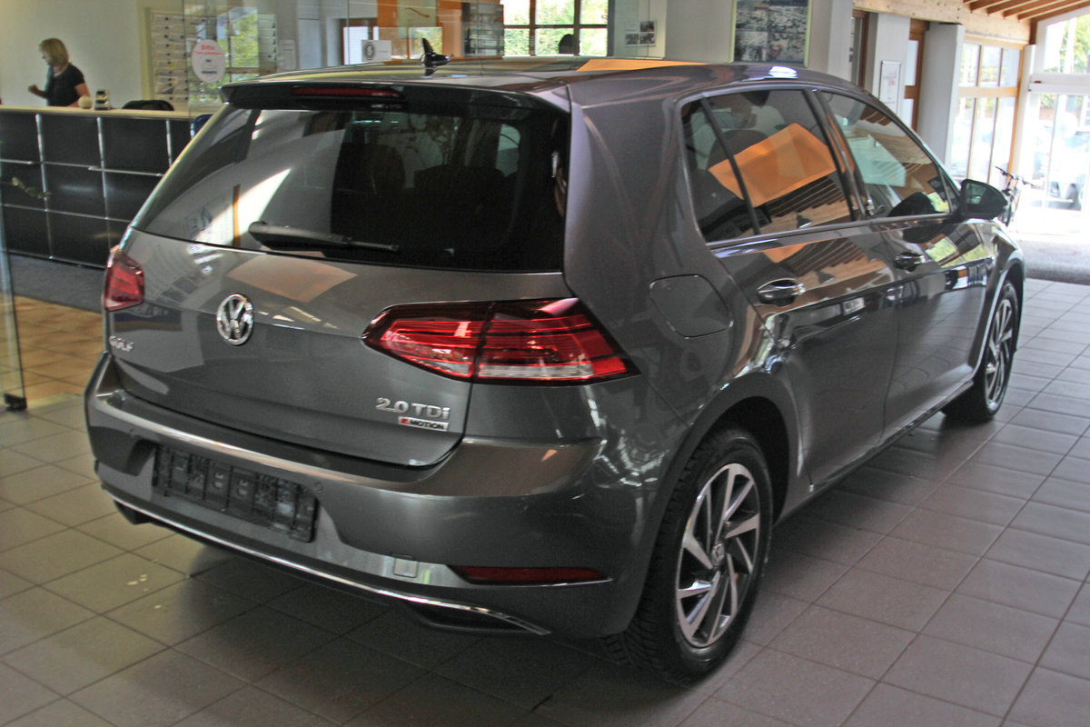 VOLKSWAGEN GOLF VII 2.0 TDI 4-Motion Sound, ACC, Navi, Kamera, Bluetooth Auto Niedermayer B2B, D-94362 Neukirchen
