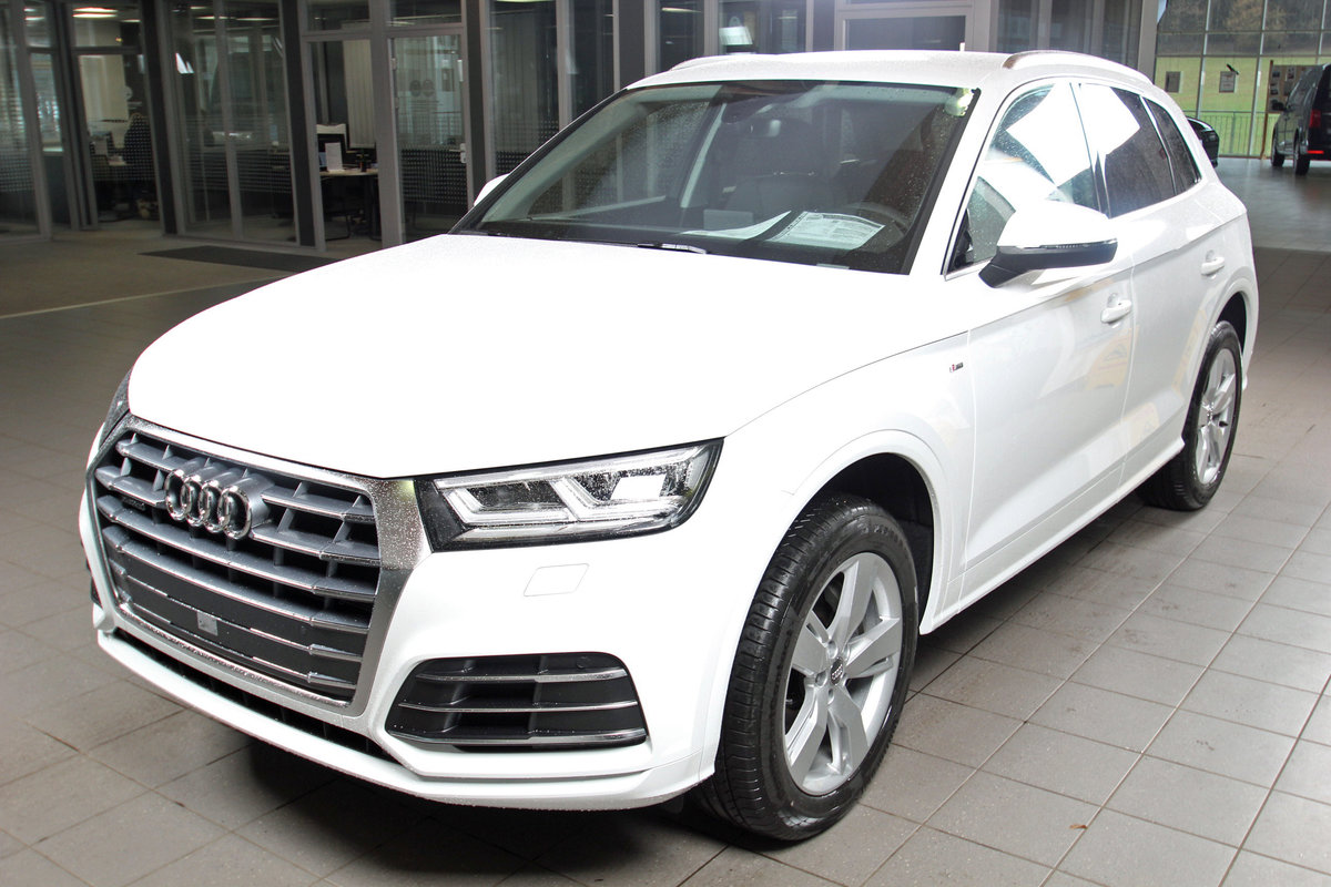 AUDI Q5 40 TDI quattro S-Tronic Sport, S-LINE, Kamera, 19-Zoll, sofort Autosoft BV, Enschede