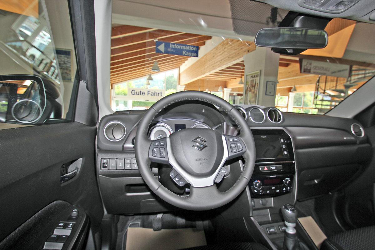 SUZUKI VITARA 1.4 Boosterjet Allgrip Comfort, Bluetooth, Rückfahrkamera, Sitzh Auto Niedermayer B2B, D-94362 Neukirchen