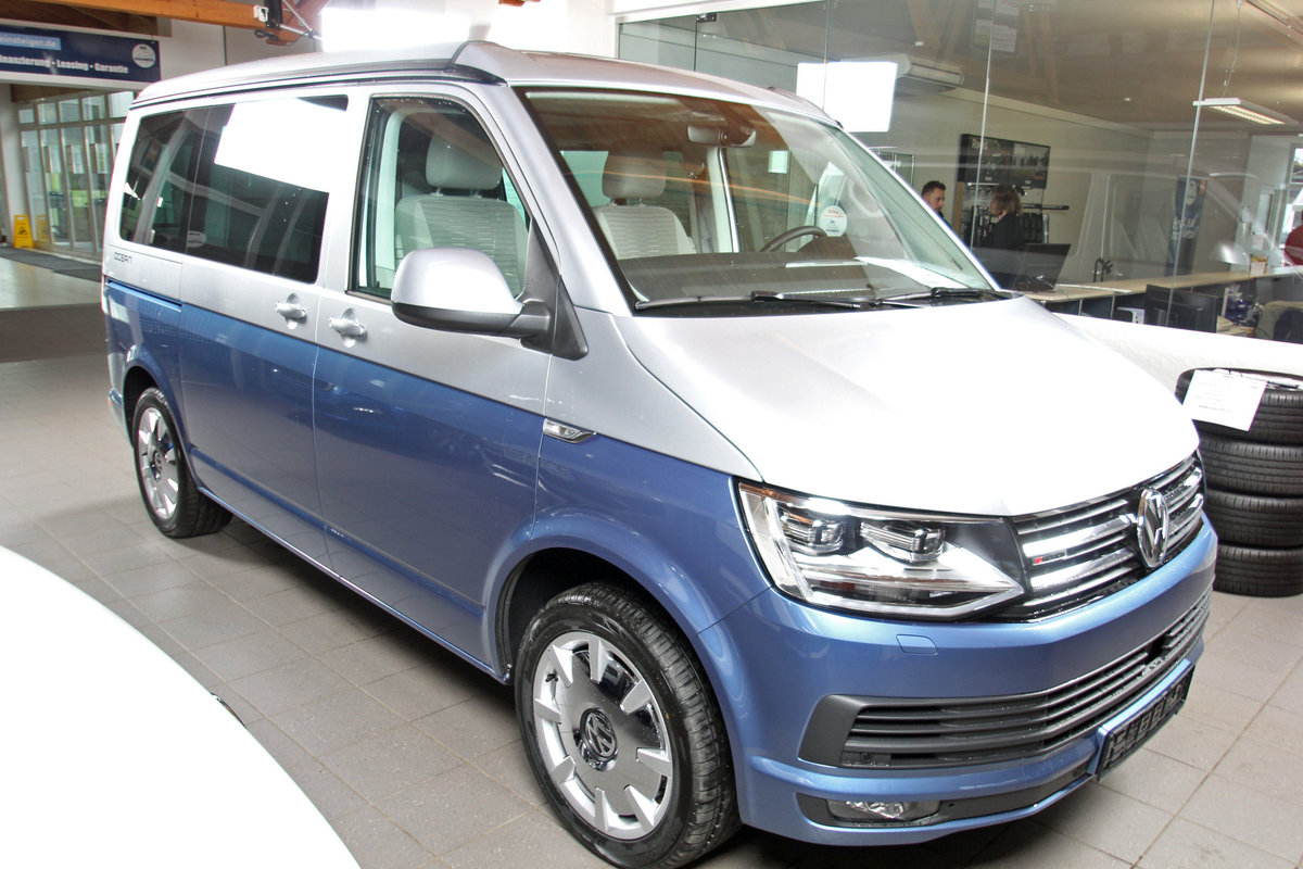 VOLKSWAGEN CALIFORNIA T6 California Ocean 2.0 TDI DSG 4-Motion, AHK, LED, ACC, DAB, Na Autosoft BV, Enschede