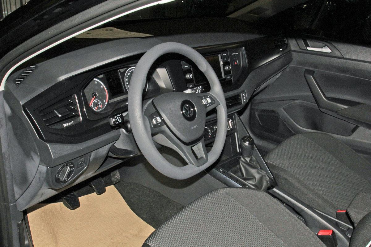 VOLKSWAGEN POLO 1.0 BMT Trendline, Sitzheizung, Parkpilot, Bluetooth, sofort Auto Niedermayer B2B, D-94362 Neukirchen