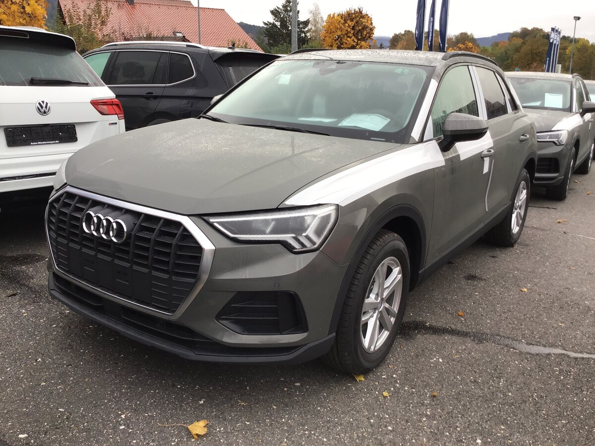AUDI Q3 35 TFSI S-Tronic, Navi & virtual Cockpit Plus, DAB, Side+Lane As Autosoft BV, Enschede