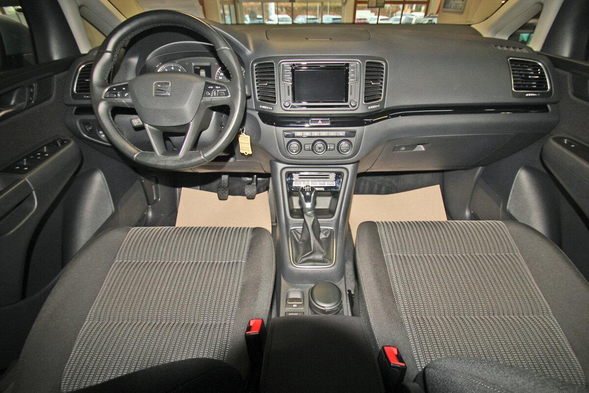 SEAT ALHAMBRA 1.4 TSI Style, 7-Sitzer, Xenon, Navi, AHK, Winterpaket Auto Niedermayer B2B, D-94362 Neukirchen