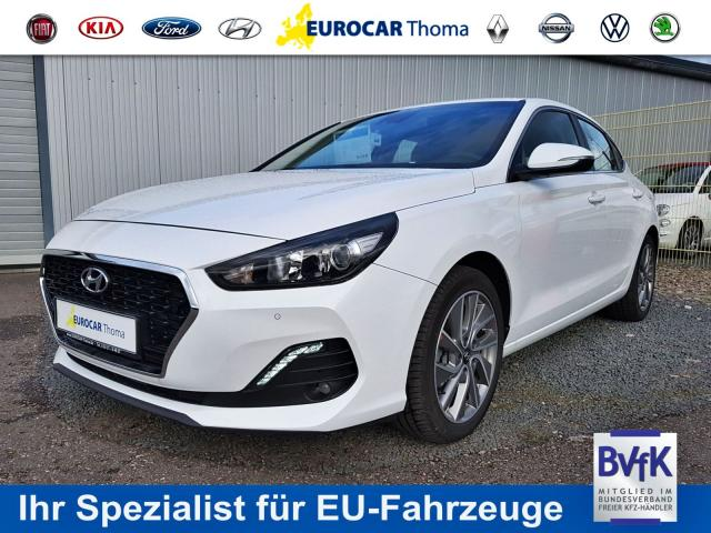 HYUNDAI I30 Fastback Style Edition 1.4 T-GDI Anhänger... Autosoft BV, Enschede