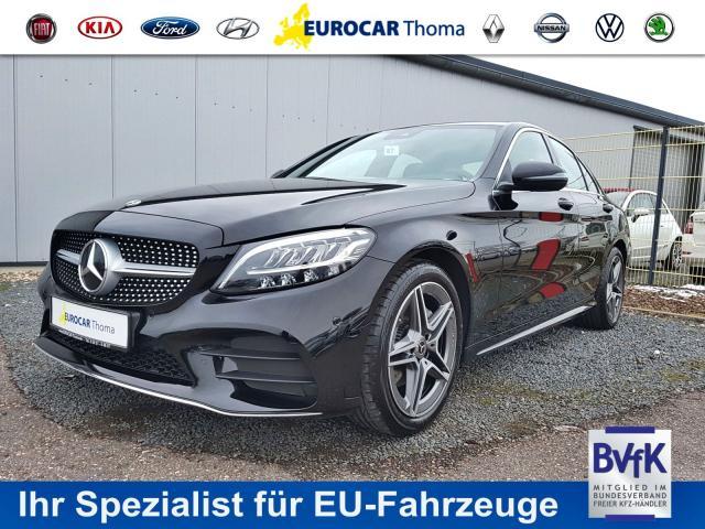 MERCEDES-BENZ C-KLASSE Limousine C 220 d AMG-Line 2020 32%*... Autosoft BV, Enschede
