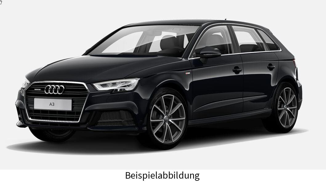 AUDI A3 Sportback 30 TFSI S-tronic Sport Navi. ACC. Xenon. Alu17. Sitzh. Autosoft BV, Enschede