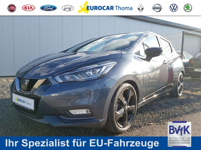 NISSAN MICRA N-Sport 1.0 DIG-T Alcantara, Sitzheizun... Autosoft BV, Enschede